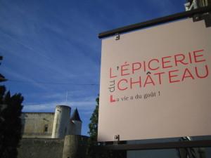 Epicerie+chateau
